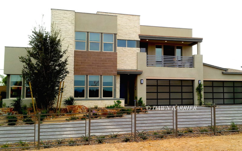Las Vegas Modern home picture by Dawn Barrier Realtor eXp Realty (702) 812-4550